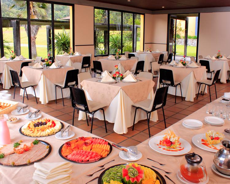 RESTAURANT ESTELAR Recinto del Pensamiento Hotel & Convention Center