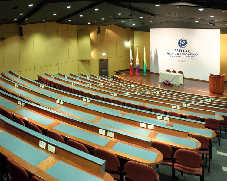 AUDITORIUM ESTELAR Recinto del Pensamiento Hotel & Convention Center