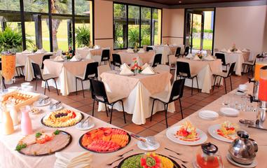 Restaurant ESTELAR Recinto del Pensamiento Hotel & Convention Center Manizales