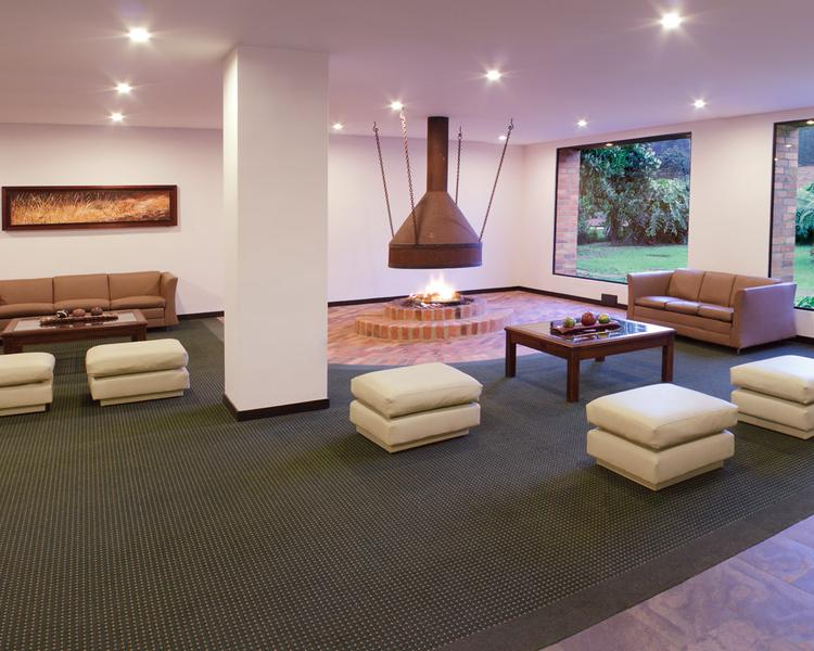 LOBBY ESTELAR Recinto del Pensamiento Hotel & Convention Center Manizales